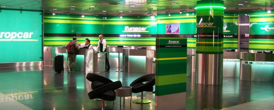 Europcar Madrid