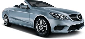 Alquilar un Mercedes