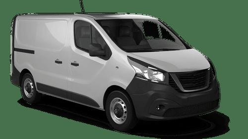 Alquiler furgoneta mediana