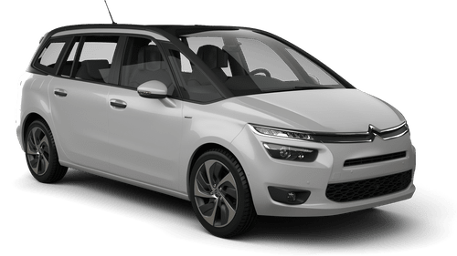 Alquiler coches 7 plazas