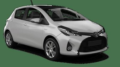 alquilar un coche híbrido